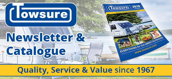 Towsure Newsletter and Catalogue Subscription