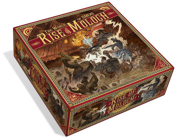 Late Pledge World of Smog: Rise of Moloch!