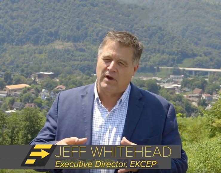 Image of Jeff Whitehead, Executive Director, EKCEP