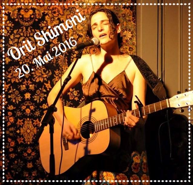 Mai2016 - Orit Shimoni