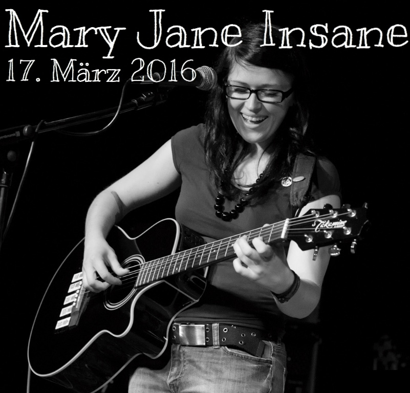 Mar2016 - Mary Jane Insane