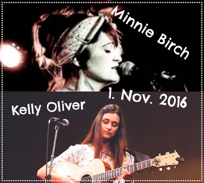 Nov2016 - Minnie Birch + Kelly Oliver