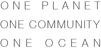 One planet one community one ocean