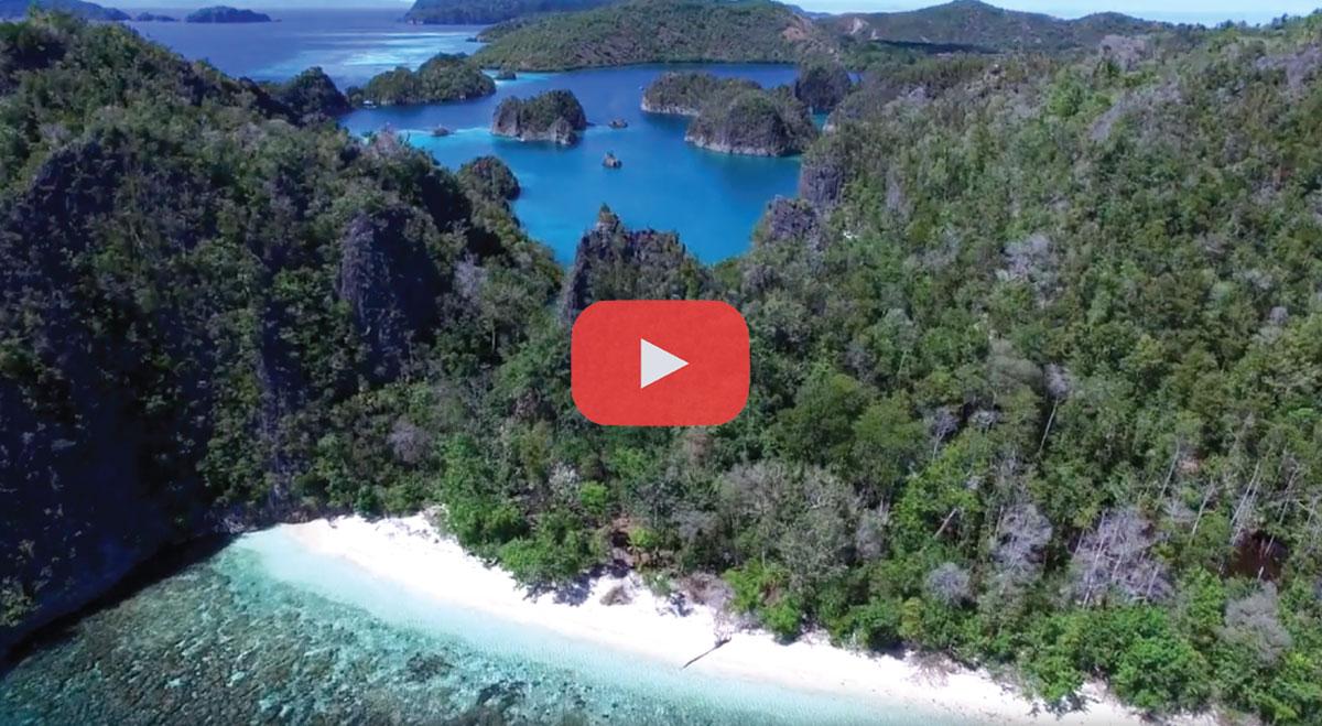 Meridian Adventure Dive video