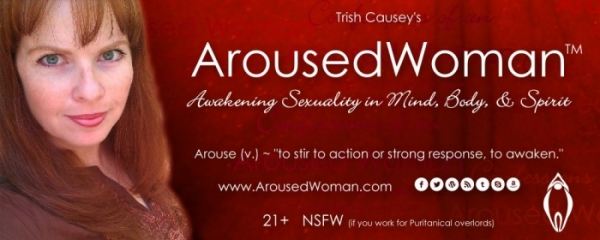 ArousedWoman(TM) Website & Newsletter Sign-Up