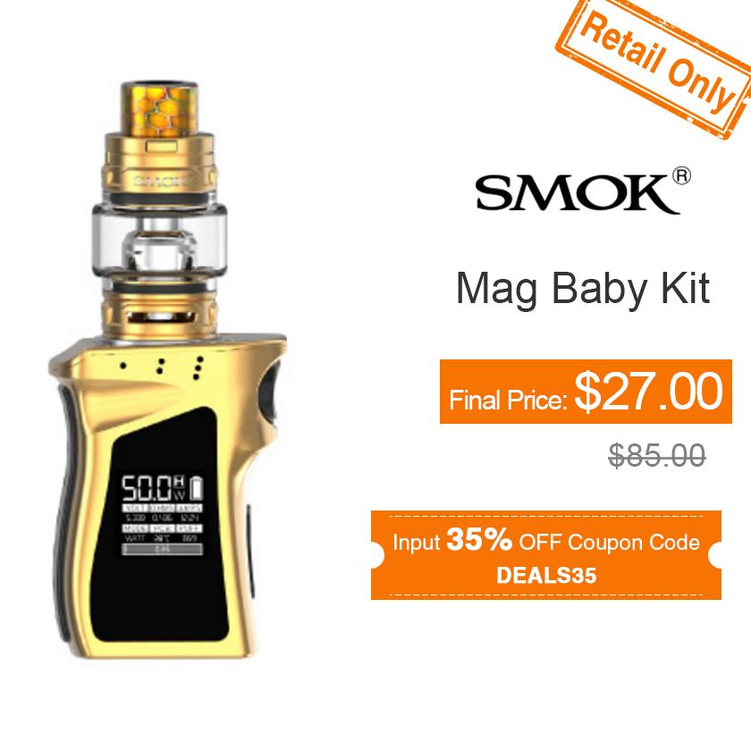 SMOK Mag Baby 50W Kit