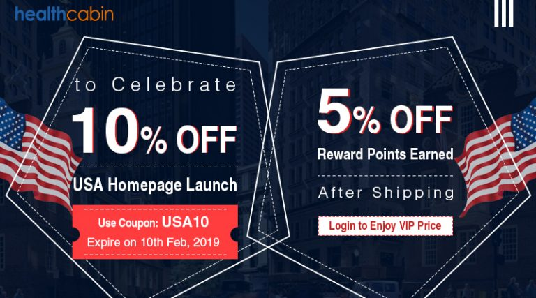 Special Pricing & Shipping for USA Customers