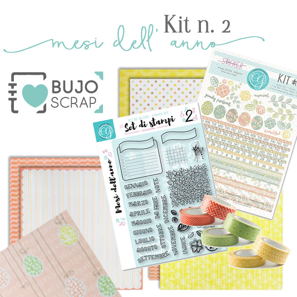 BujoScrap Kit N.2