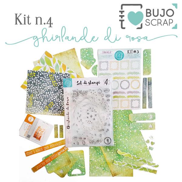 BujoScrap Kit N.4