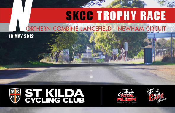 SKCC Trophy Race – 19 May 2012