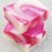 Cherry Blossom • Organic Artisan Soap