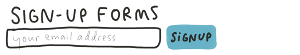 Sign-Up Forms