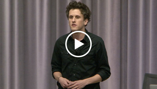 Aaron Levie on Stanford eCorner