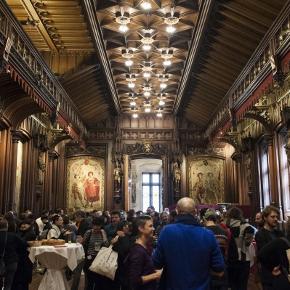 IETM Brussels grand hall