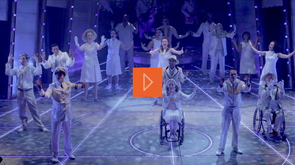 Screengrab of Assisted Suicide the Musical film