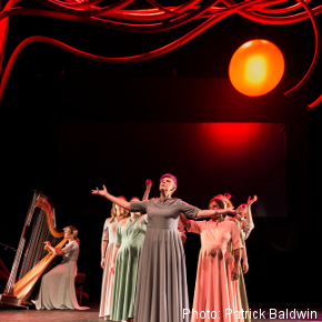 In Touch theatre production