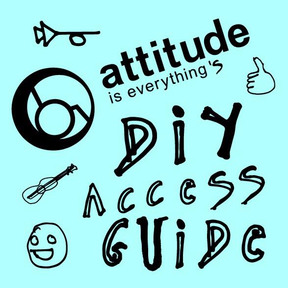 DIY Access guide illustration