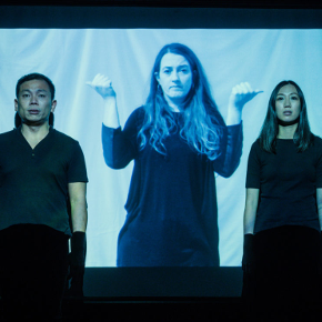 Kaite O'Reilly's Singapore 'd' Monologues