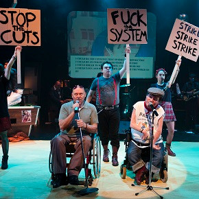 Graeae's Reasons to the Be Cheerful