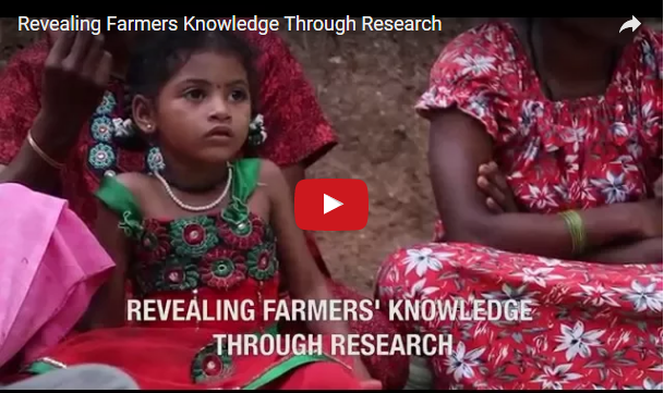Revealing Farmers Knowledge Through Research