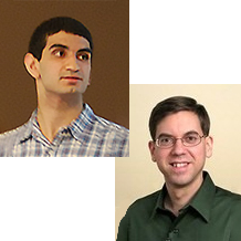 Cenk Baykal and Ron Alterovitz