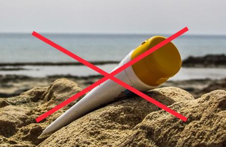 Hawaii Sonnencreme Verbot