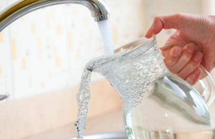 Mikroplastik in Leitungswasser