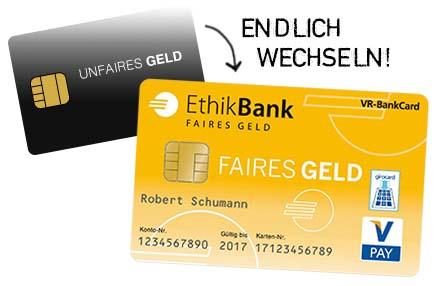 Ethikbank Produkttest