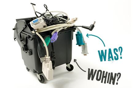 Elektroschrott Entsorgung