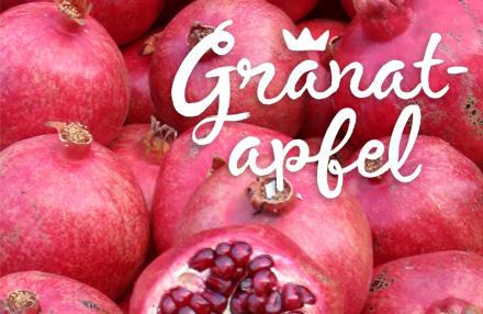 Superfoods: Granatapfel