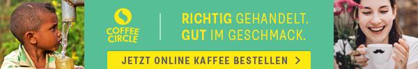 Coffee Circle - Jetzt online bestellen