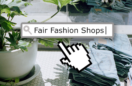 Shopfinder Fair Fashion