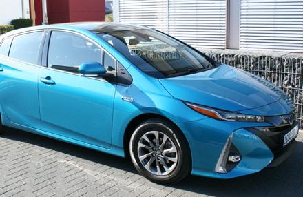 Toyota Prius Plug-In im Test