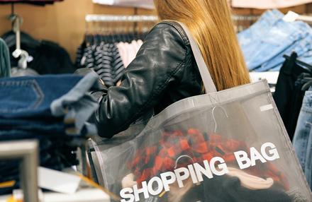 Shoppen macht nicht glücklich