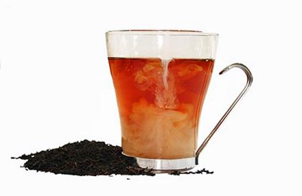 Bio-Tee aus fairem Handel
