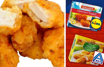 Sklavenarbei für Chicken Nuggets