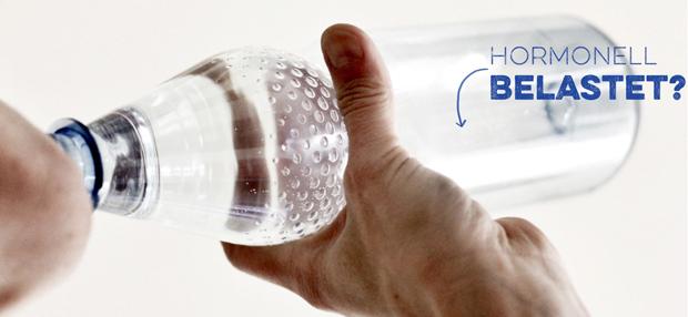 Plastikflaschen: ungesund?