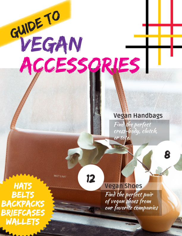 Guide to Vegan Accessories