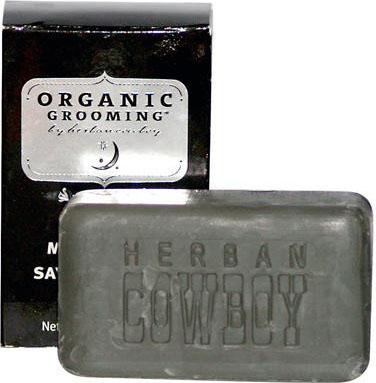 Herban Cowboy Milled Bar Soap Dusk