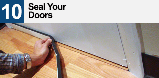 Seal Your Doors