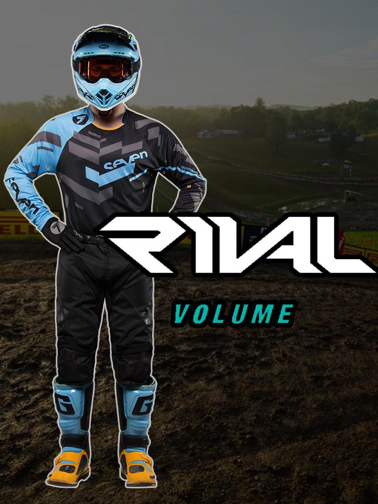 Seven Rival Volume 2