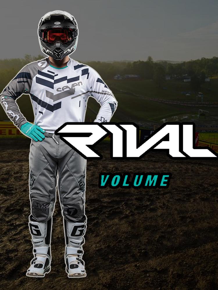 Seven Rival Volume 3