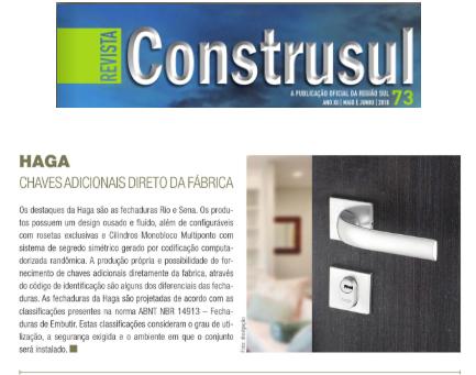 Revista Construsul