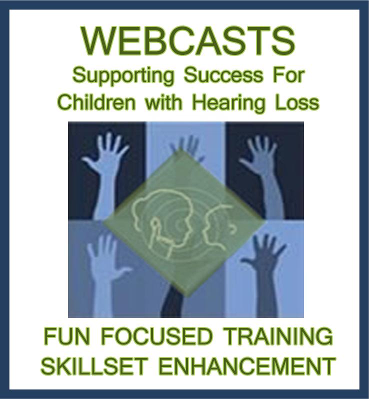 Deaf Education - Magazine cover