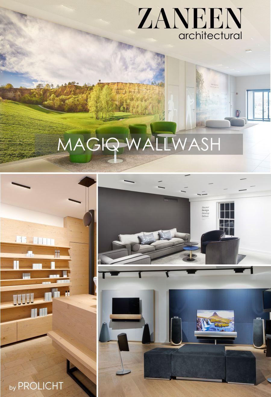 December 10, 2019 MAGIQ Wallwash