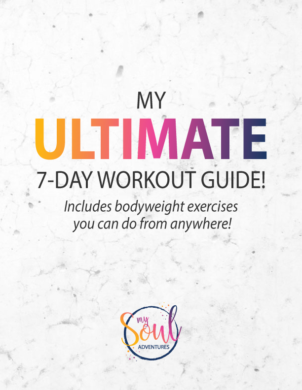 My Ultimate 7-Day Workout Guide