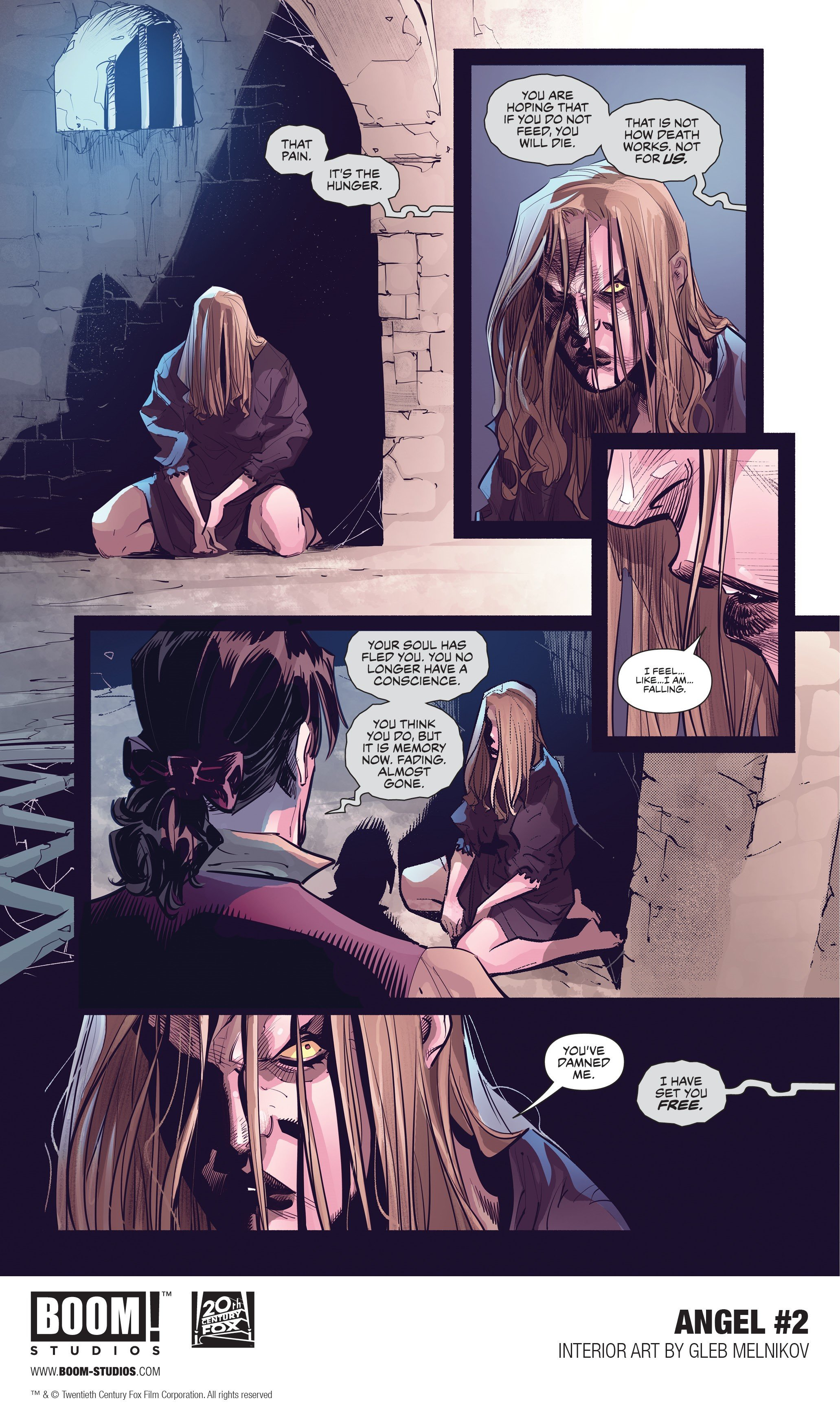 joss Whedon's ANGEL #2