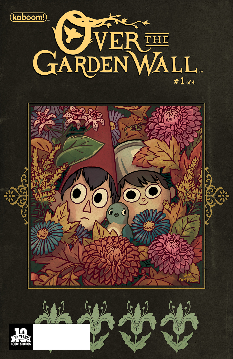 Over the Garden Wall #1 Main Cover