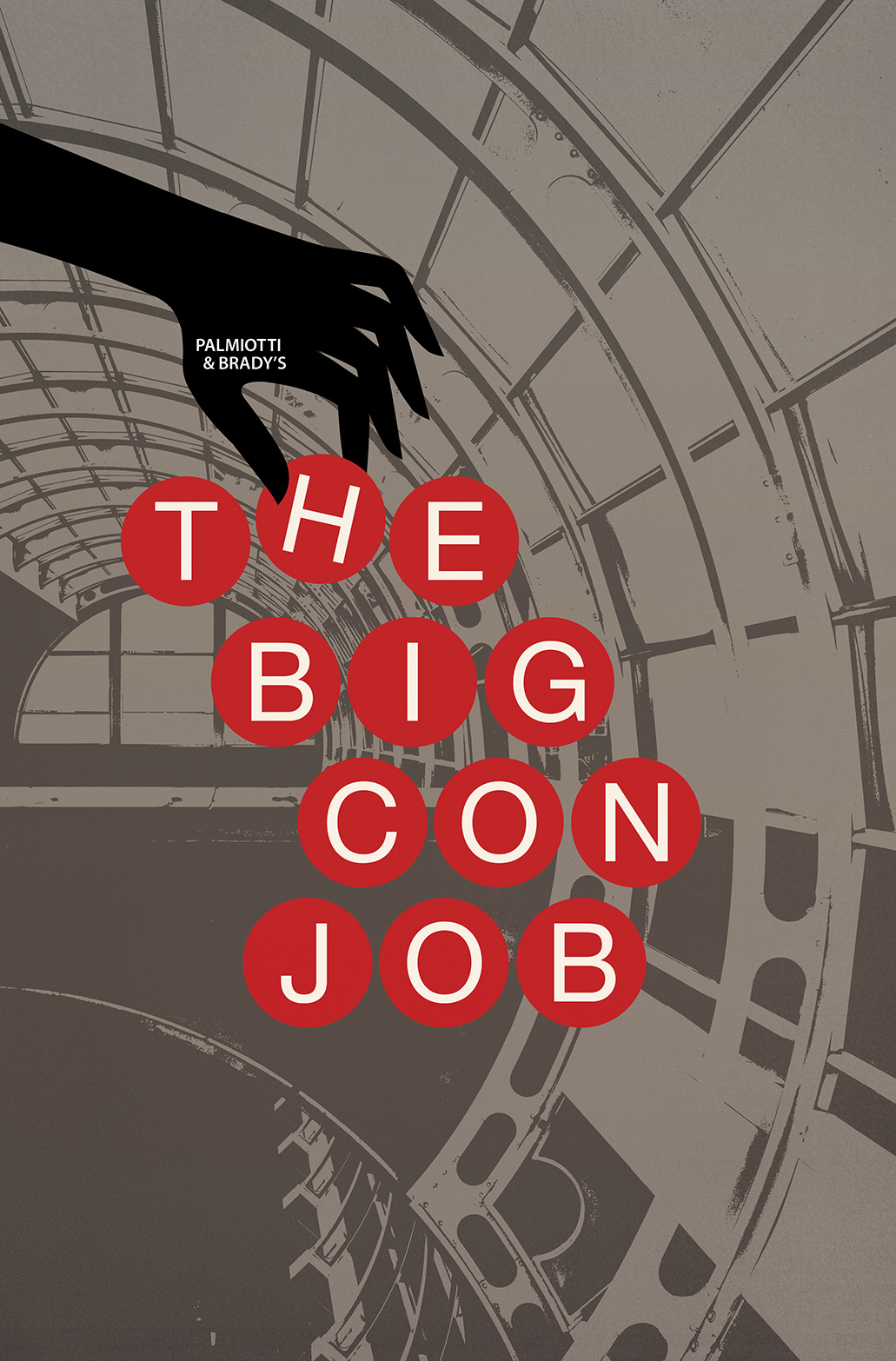 Palmiotti & Brady's The Big Con Job #1 Jackpot Variant