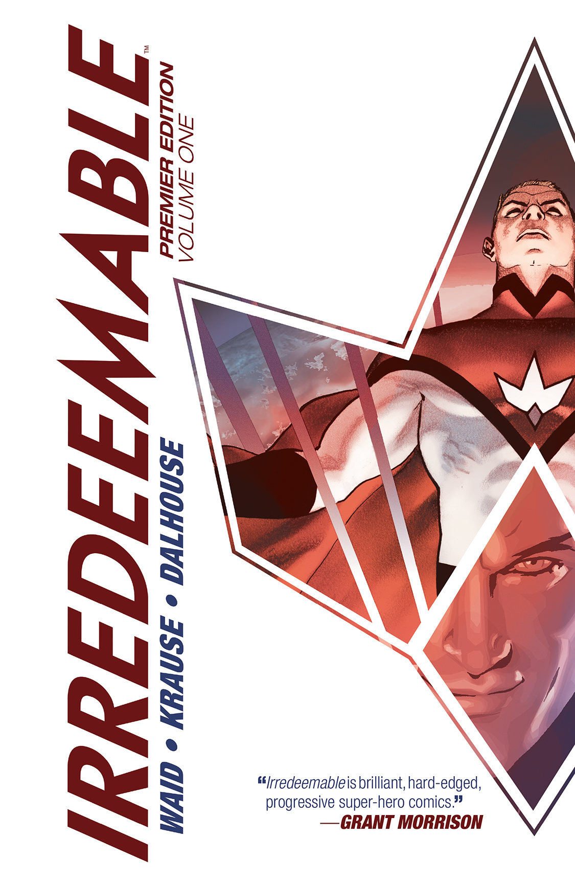 Irredeemable Premier Edition Vol. 1 Cover